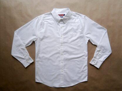 S . Ben Sherman . bílá košile s dlouhým rukávem