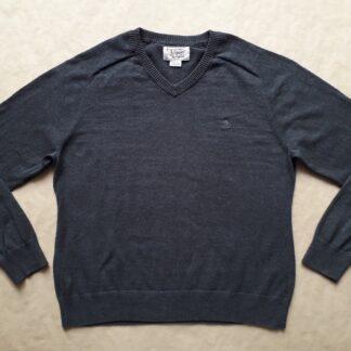 XL . Original Penguin . tmavě šedý svetr