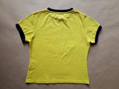 S . Merc . černo-žluté tričko s terčem