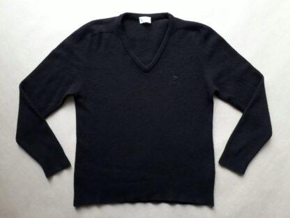 M/L . Pringle . teplý černý svetr