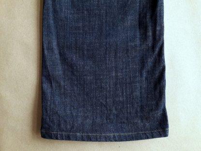 32/34 . Original Penguin . mírně rozšířené tmavě modré džíny