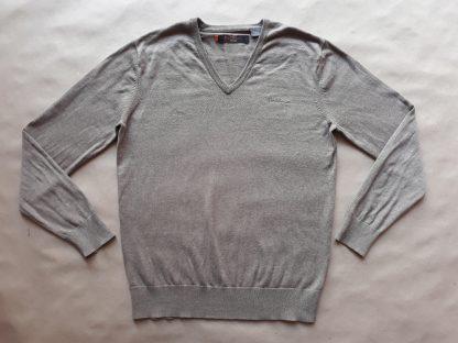 M . Ben Sherman . béžový svetr