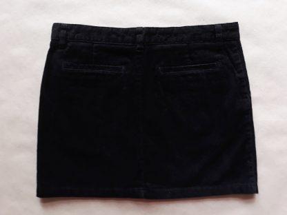 38 . Fred Perry . černá manšestrová sukně