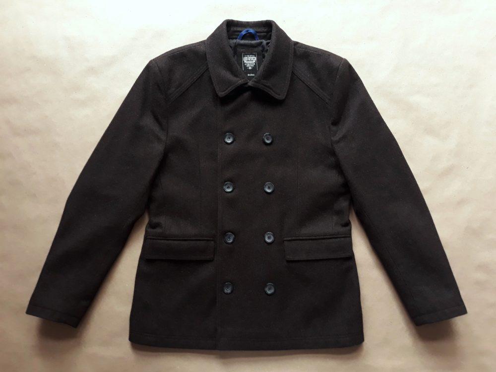 M . Lambretta . tmavě hnědý kabát