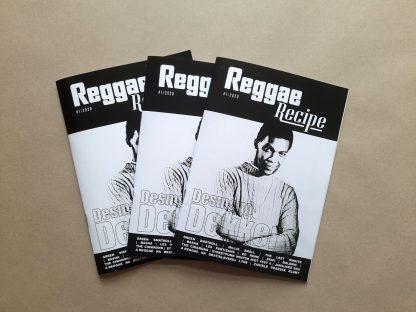 Reggae Recipe . 2020/1
