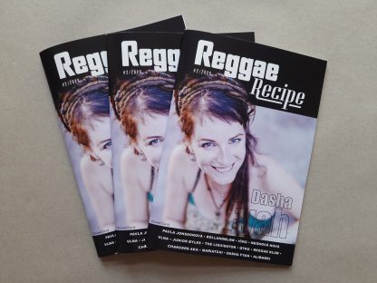 Reggae Recipe . 2020/2