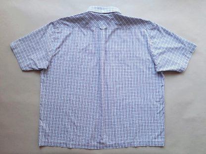 3XL . Ben Sherman . červeno-modro-bílá kostkovaná košile