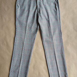 33–34 . Relco . černo-bílé kostkované kalhoty Prince of Wales