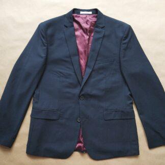 XL . Farah . tmavě modré sako