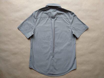 S . Original Penguin . šedá košile s krátkým rukávem
