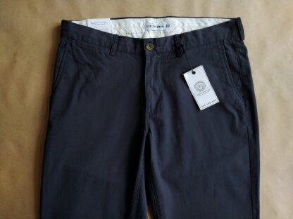 33/34 . Ben Sherman . tmavě modré chino kalhoty