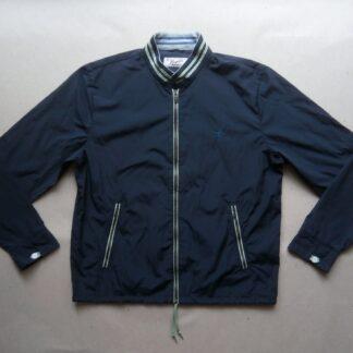 L . Original Penguin . tmavě modrá bunda