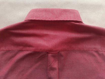 M . Original Penguin . světle červená košile