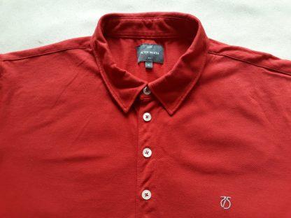 XL . Peter Werth . červené polo