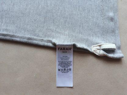 M . Farah . šedé polo