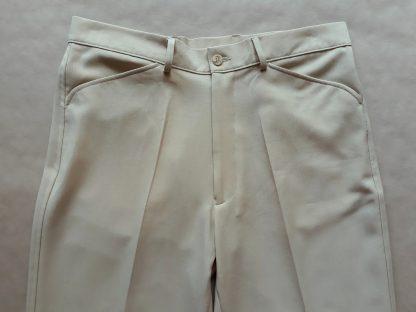 34/29 . Farah . světle béžové kalhoty