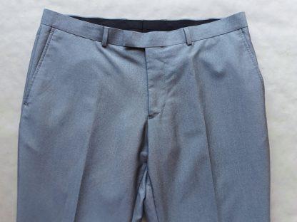 34/30 . Lambretta . šedé tonic kalhoty