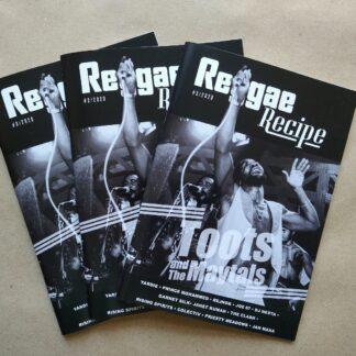 Reggae Recipe . 2020/3