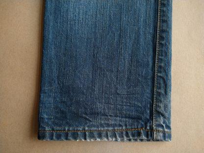29/32 . Levi's . modré džíny 501