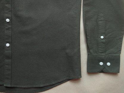 L . Farah . khaki košile s dlouhým rukávem