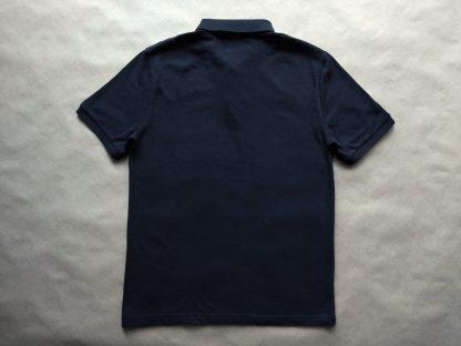 L . Original Penguin . tmavě modré kostkované polo
