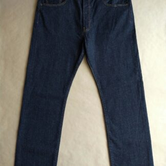 38/32 . Levi's . tmavě modré džíny 501