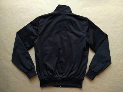 M . Harrington . černá bunda Harrington s tartanovou podšívkou